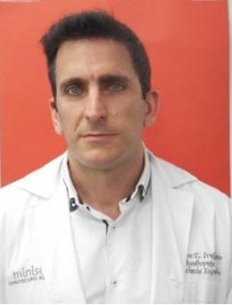 ο κ. Κωνσταντίνος Ιντζόγλου, MD, MSc, PhD