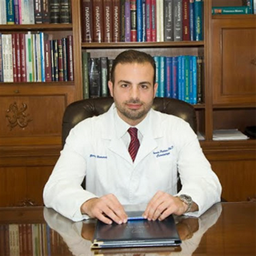 Ιωάννης Παληός, M.D., Ph.D., Καρδιολόγος, Διδάκτωρ Πανεπιστημίου Αθηνών, Διευθυντής Μαγνητικής Τομογραφίας Καρδιάς στο Metropolitan Hospital